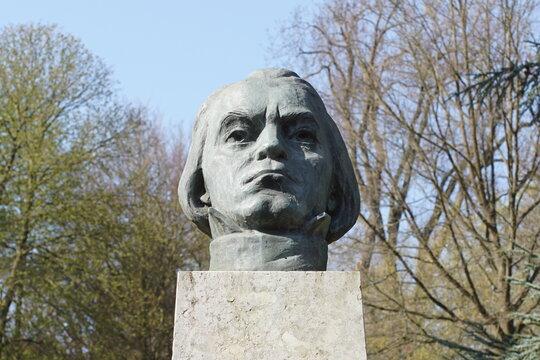 Franz Rotter: Beethoven, 1955. Foto: jvf, Lizenz: CC BY-SA 4.0